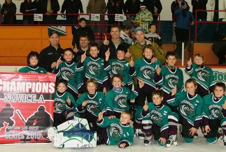 Les Riverains Novice A…Champions!