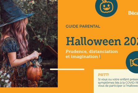L'Halloween à Bécancour: prudence, distance et imagination