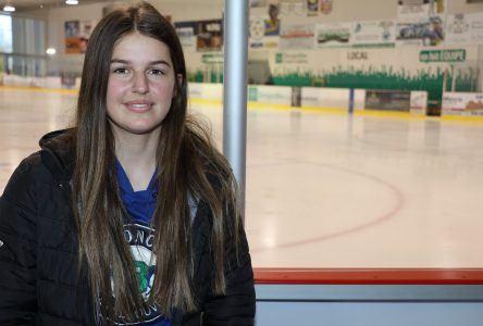 Stanstead attend Joliane Tremblay